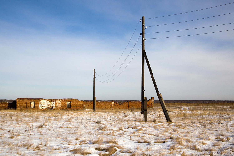 Heute ist die Umgebung der damaligen Katastrophe eine verlassene Landschaft mit jahrelang unbesuchten Bruchhäusern. Mehr als 8000 Menschen mussten evakuiert werden. Nur das Dorf Musljumowo steht noch heute.