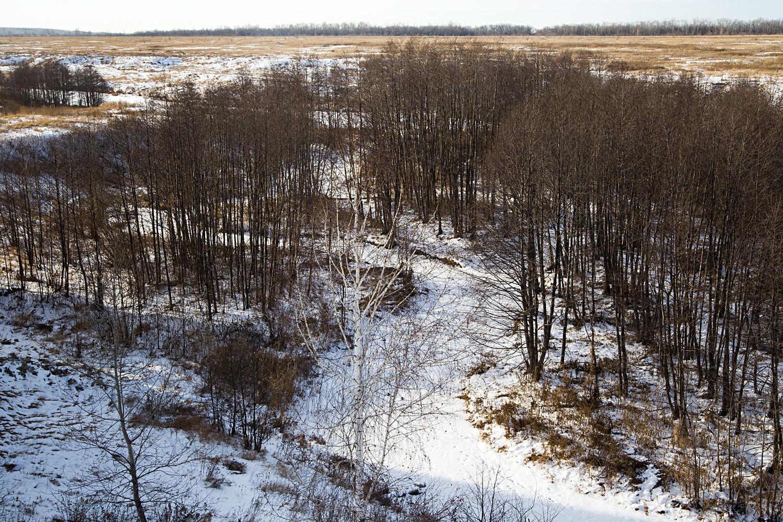 Der Fluss, der durch Musljumowo fließt, wurde schon vor dem Unfall als Lagerstätte für radioaktiven Müll genutzt. Auch das natürlich, ohne dass die Anwohner von der Gefahr vor ihrer Haustür wussten.