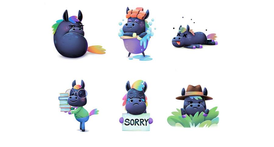 Personagem criado por Zutto