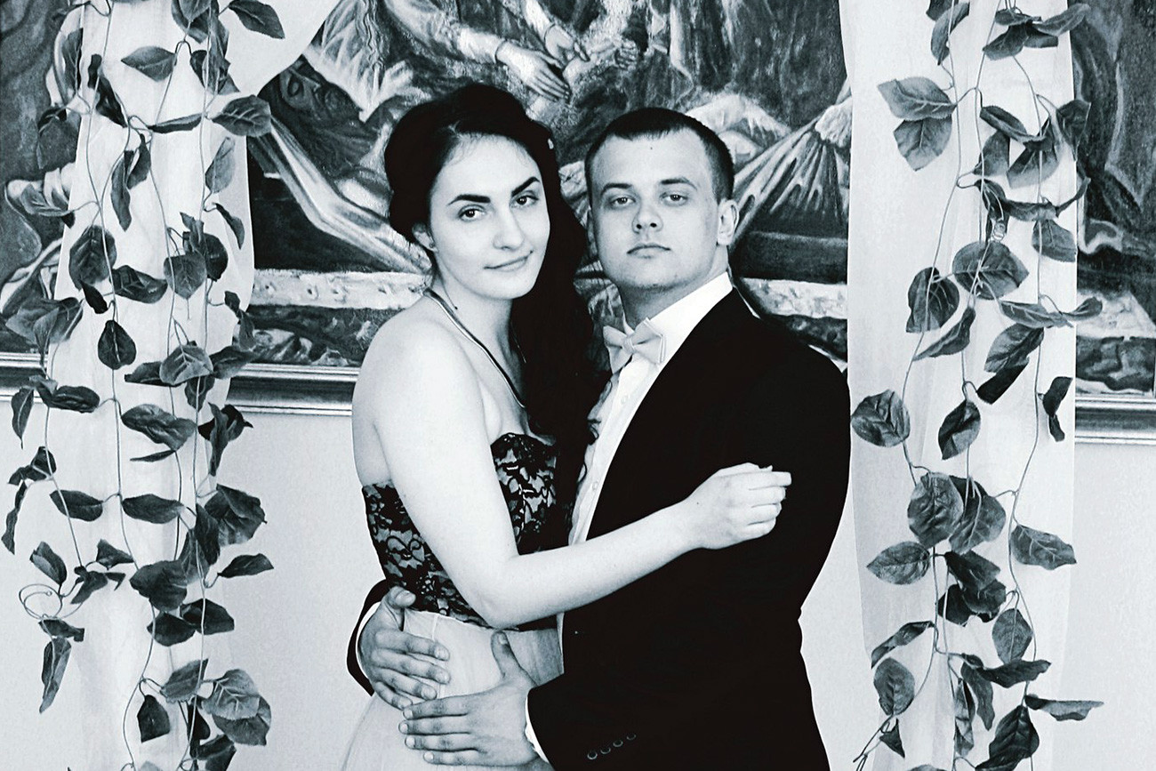 Marfa dan Artem.
