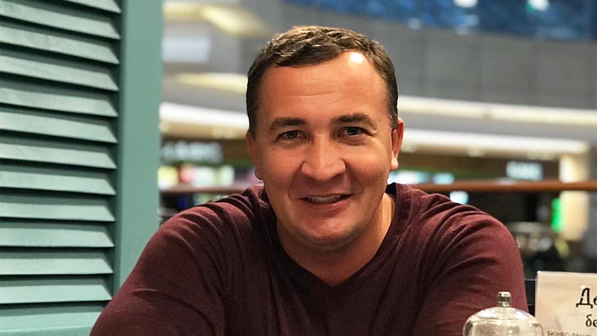 Maxim Kolomejzew hat sein Ticket für den tragischen Flug im letzten Moment umgetauscht.