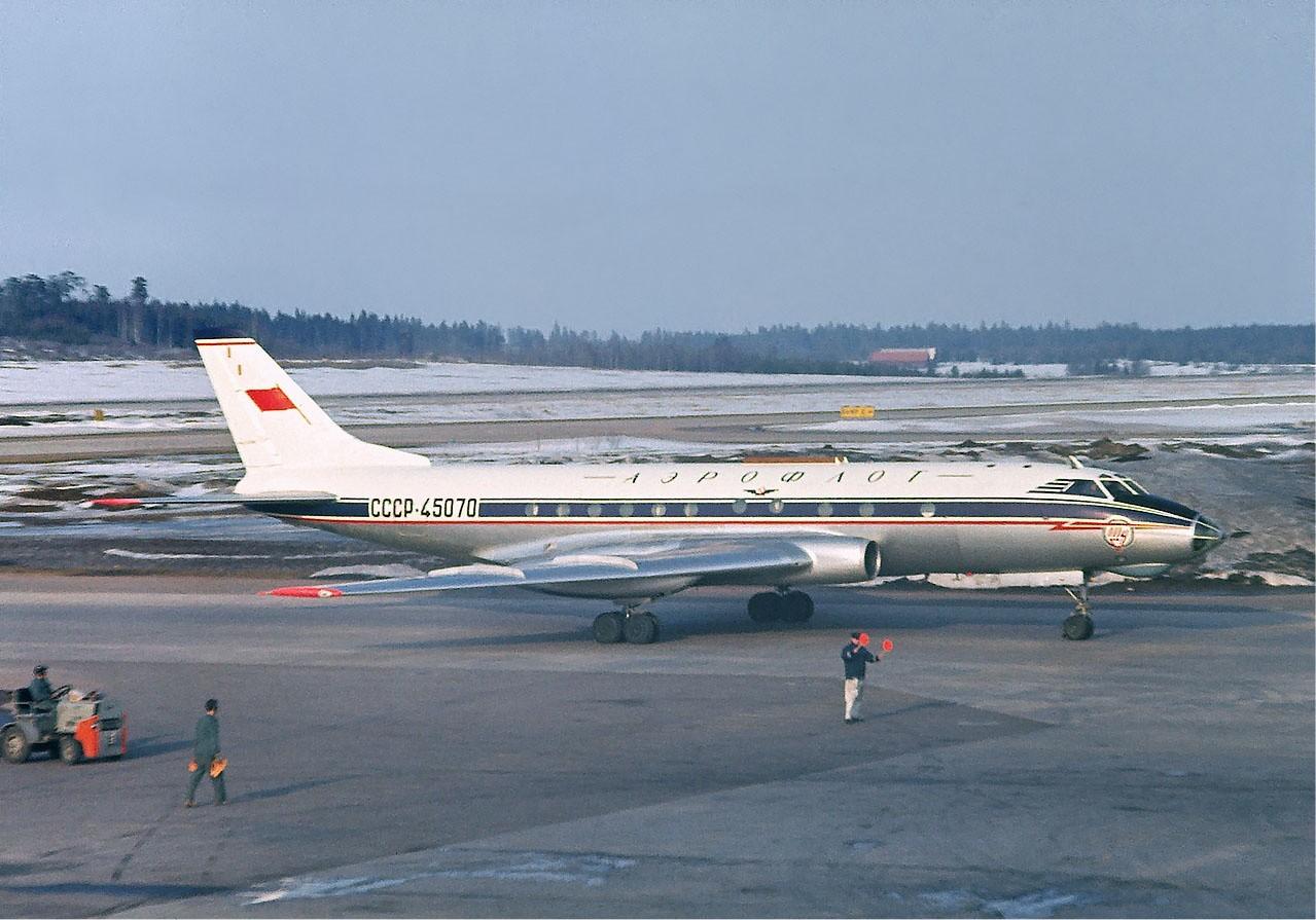 Letalo Tu-124