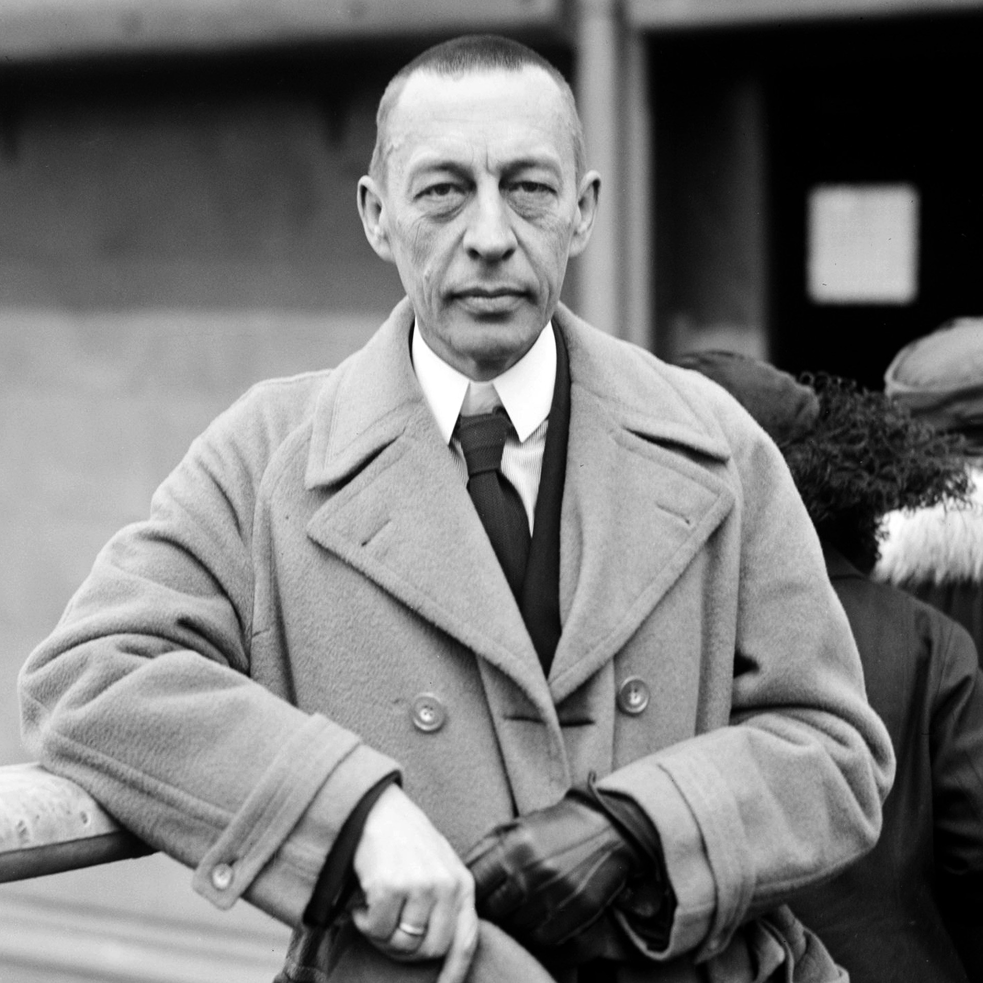 Sergei Rachmaninoff was famous both for his work as a composer and for his outstanding performances as a pianist. After the revolution he remained in great request, but only abroad.
