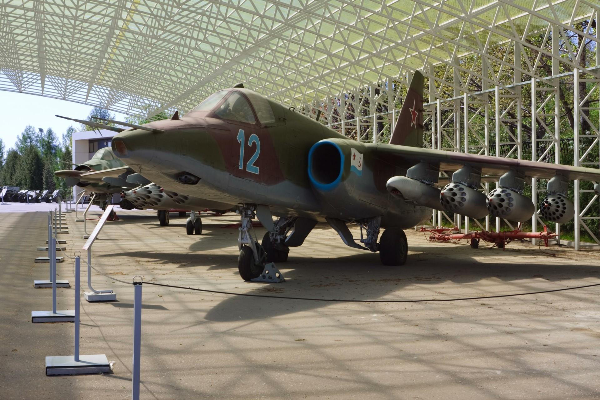 Sovjetski jurišnik Su-25