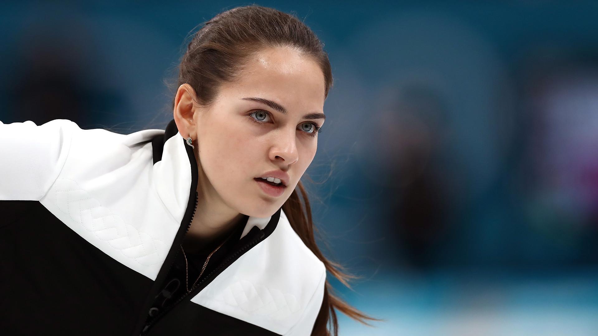 Brizgalova atua em dupla com o marido, Aleksandr Kruchelnitcki