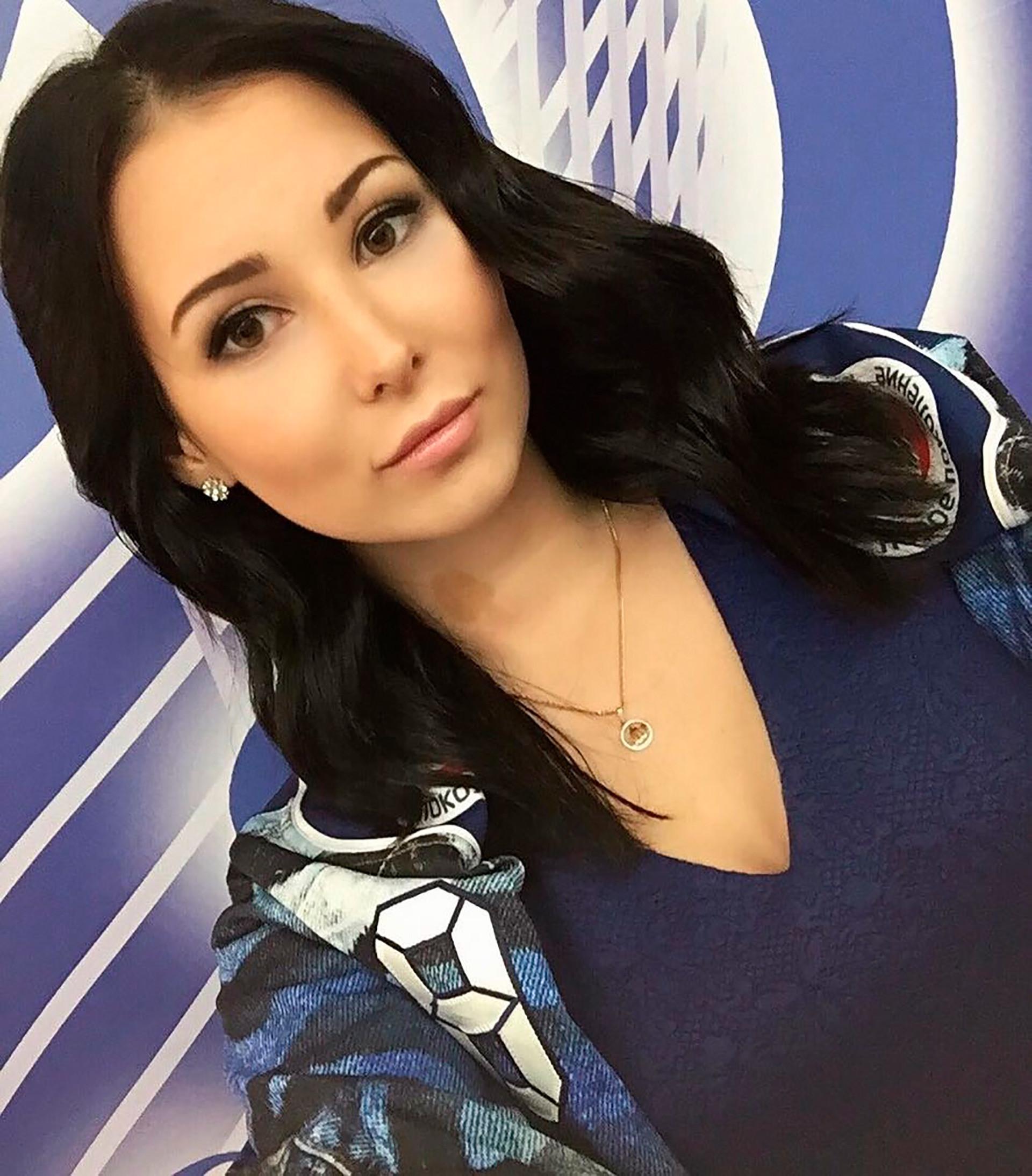 Diana Kanaeva, tim hoki.