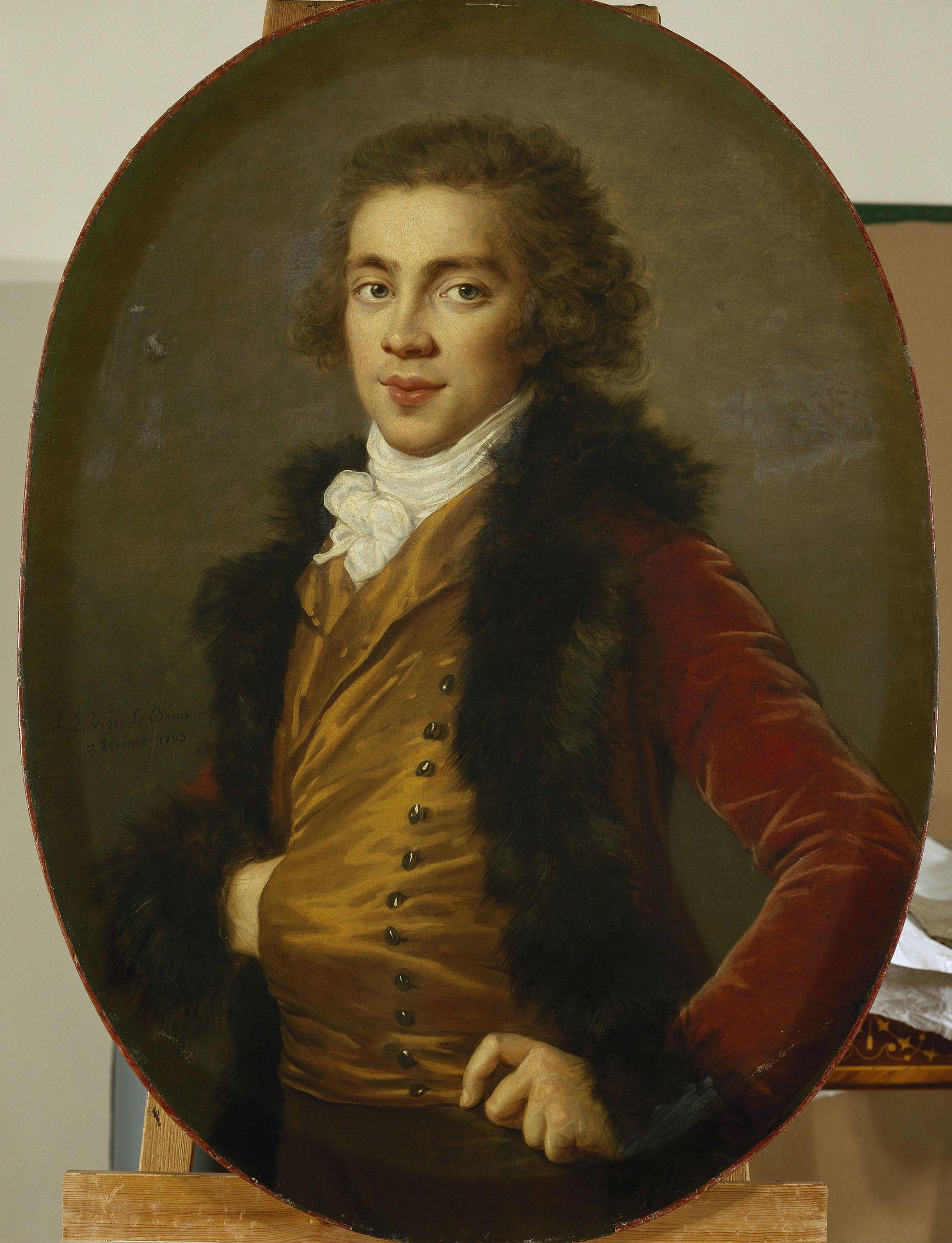 Portrait du baron Grigori Stroganov (1793)