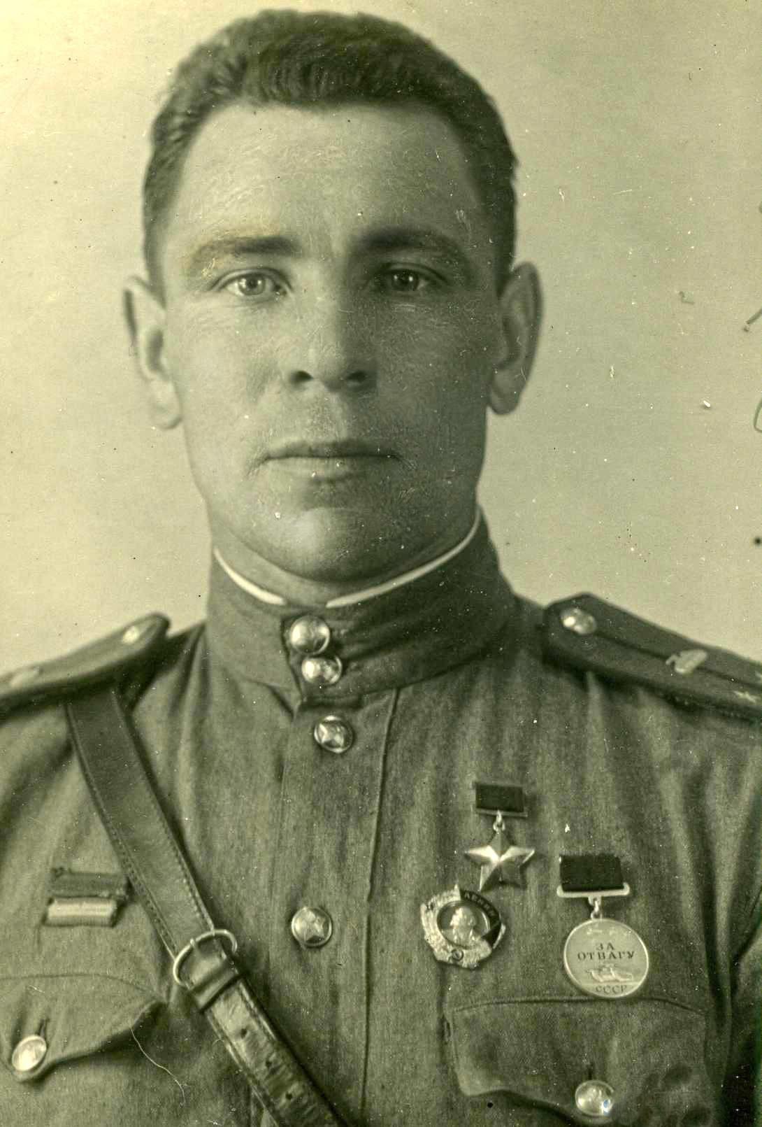 Наредник Вјачеслав Иванович Чемодуров