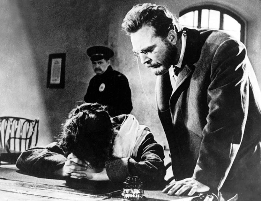 Prizor iz filma, 1960.