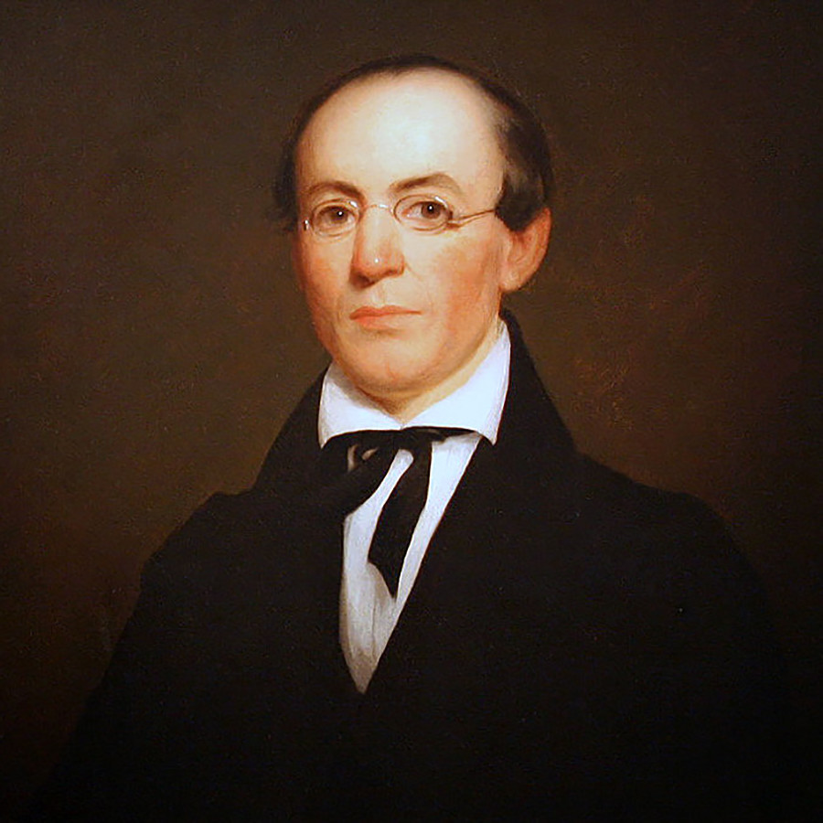 William Lloyd Garrison.
