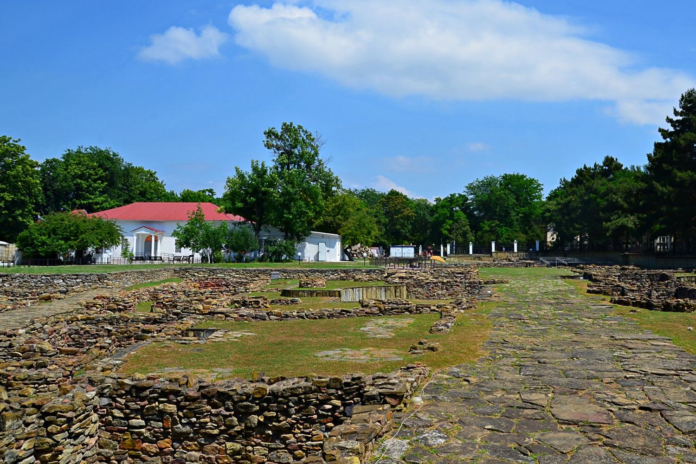 Le musée archéologique de Gorgippia