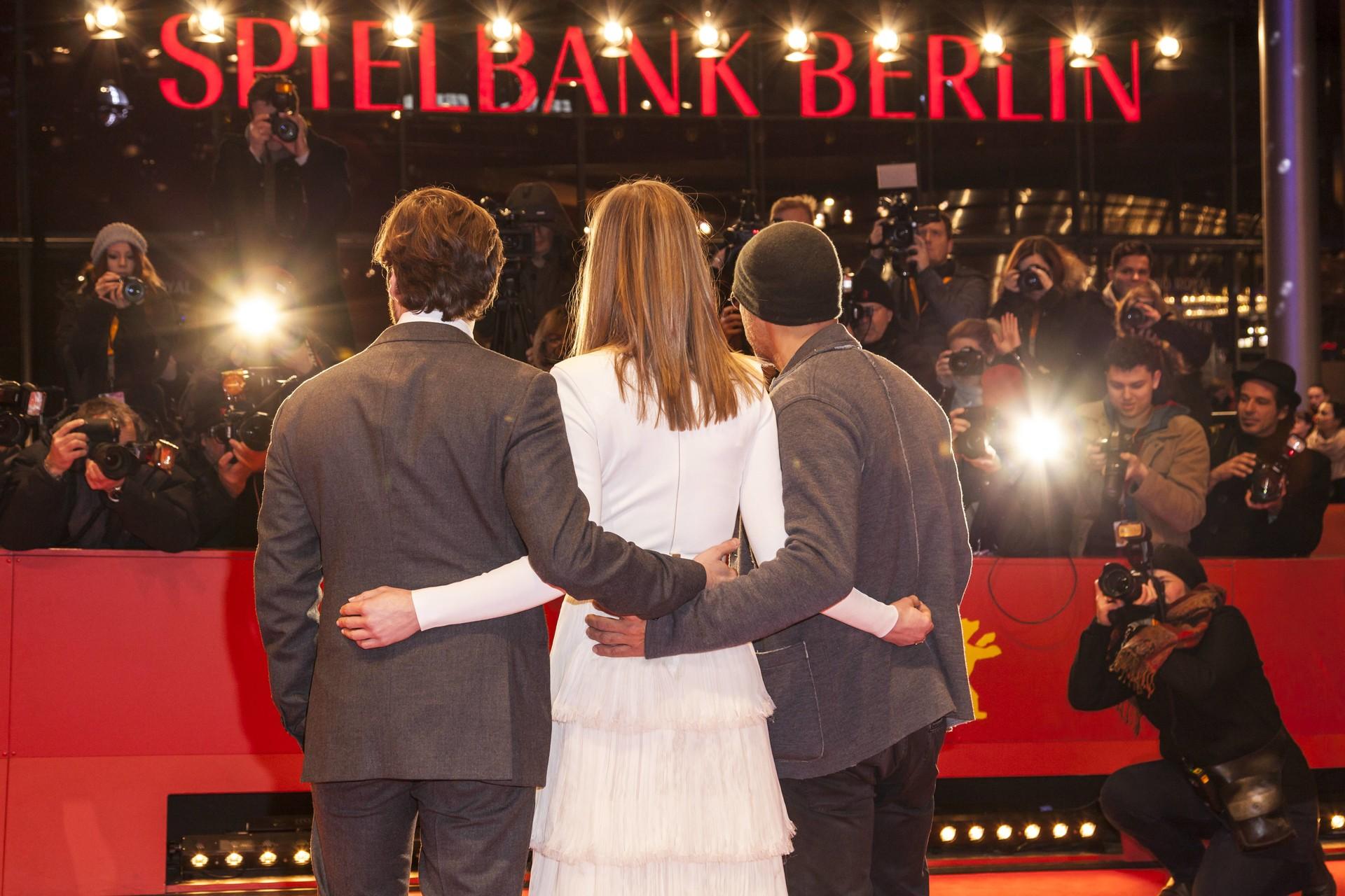 Stars und Sternchen auf dem roten Teppich der 68. Berlinale
