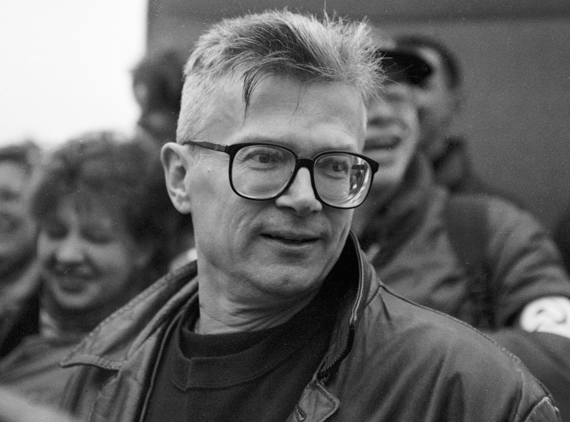 Eduard Limónov en 1998.