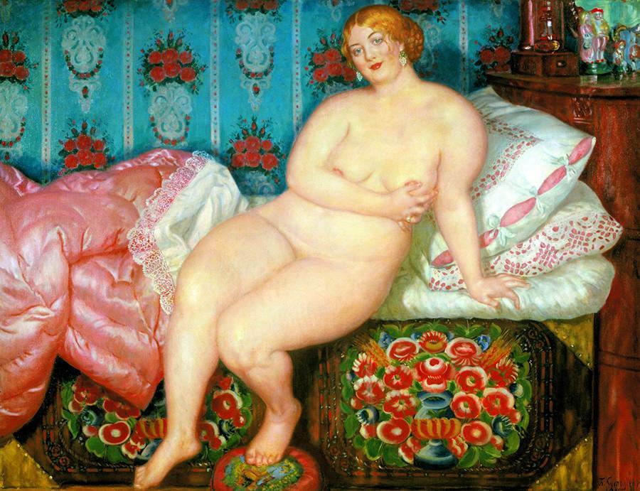 『美人』、1915年