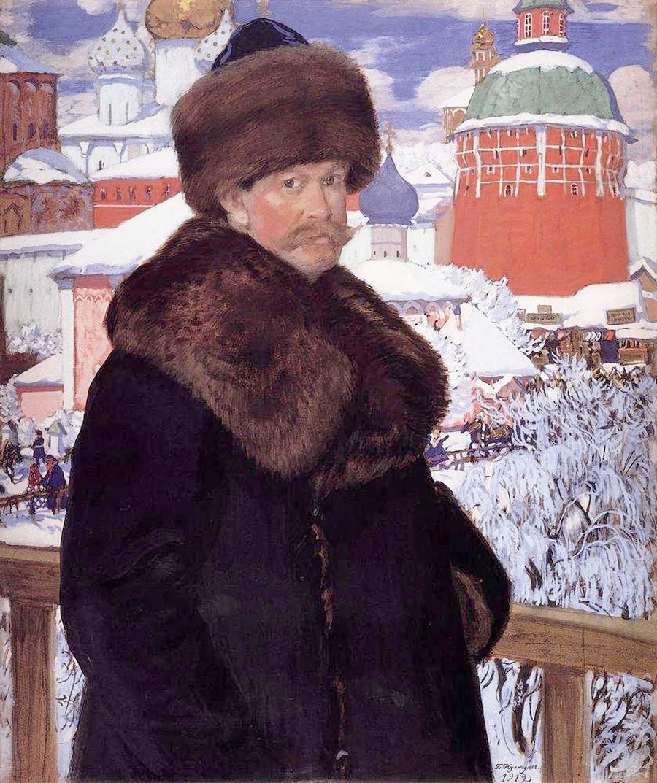 Autoportrait, 1912.