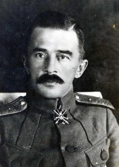 Михаил Дитерихс