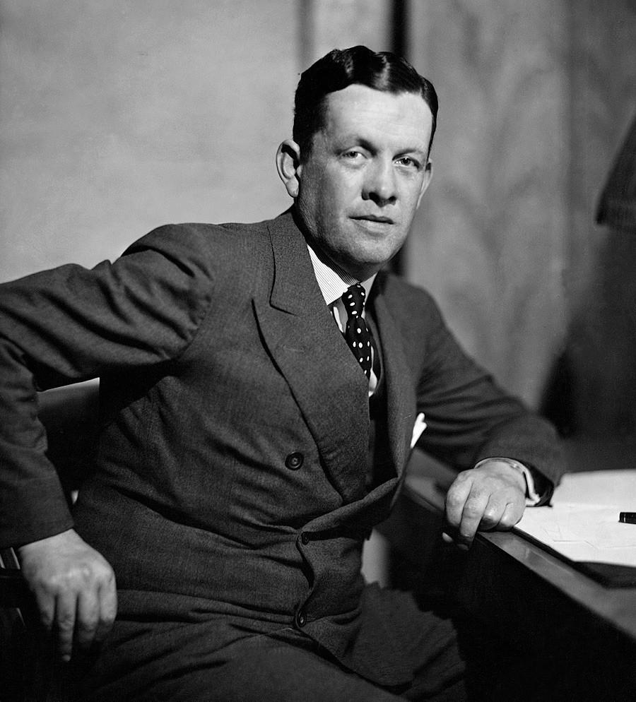 R. H. Bruce Lockhart.