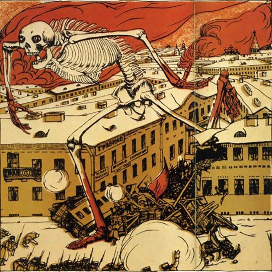 Lo spauracchio della rivoluzione, 1906