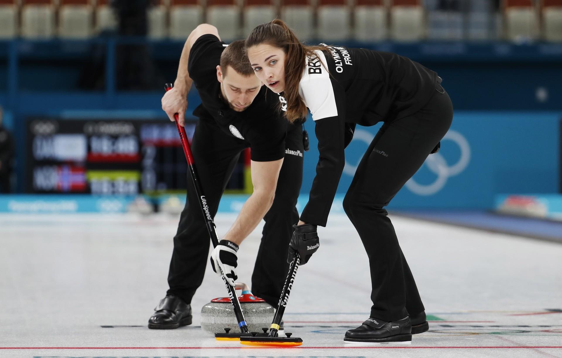 Alexander Krushelnitsky et Anastasia Bryzgalova