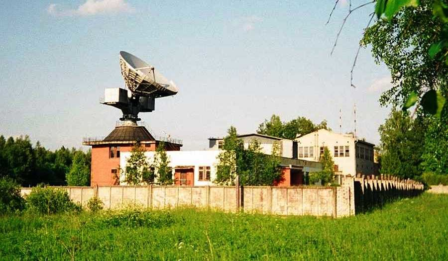 KGB-jeva radijska centrala v Litvi
