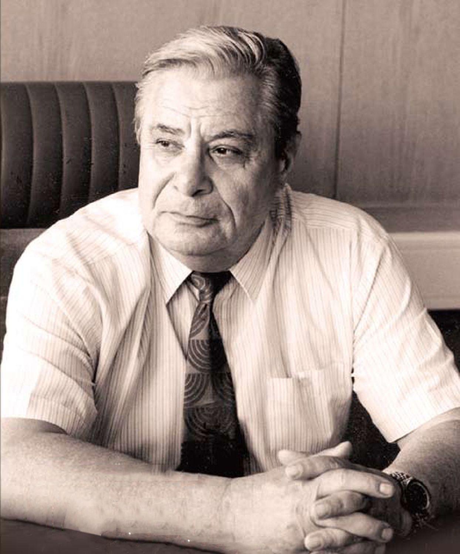 Georgij Mirzojev (1933-2018)