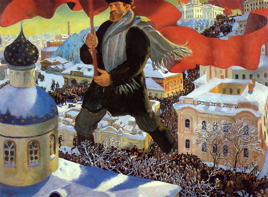 Bolchevique, 1920