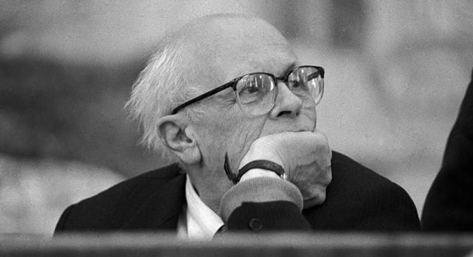Akademisi Andrei Sakharov.