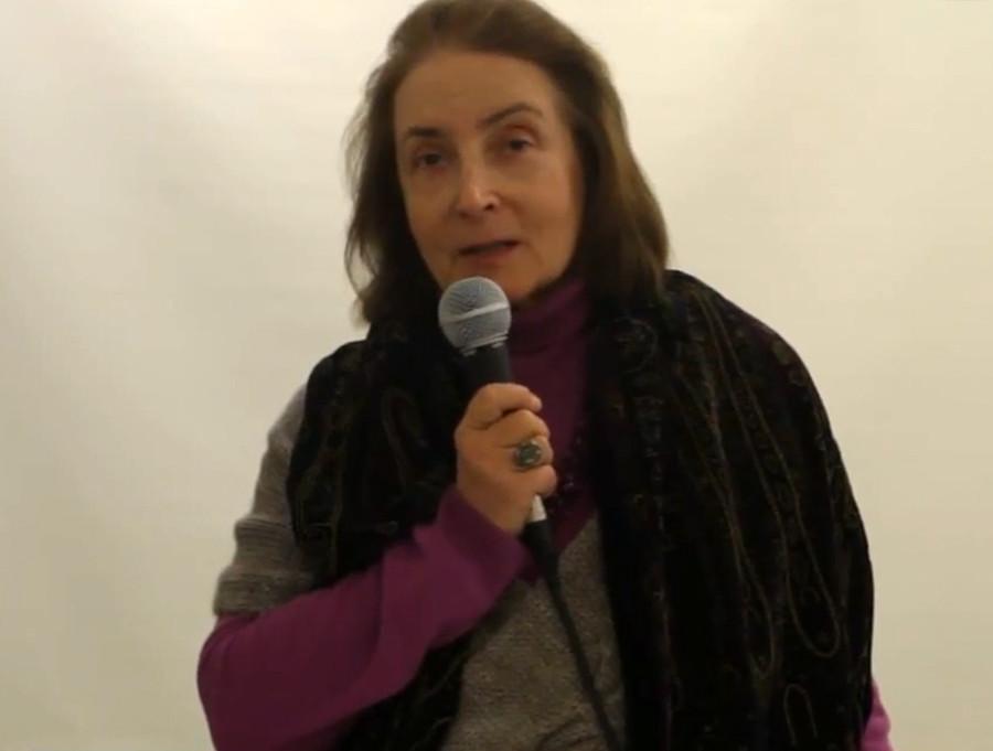 Sowjetische Frauenrechtlerin Natalja Malachowskaja