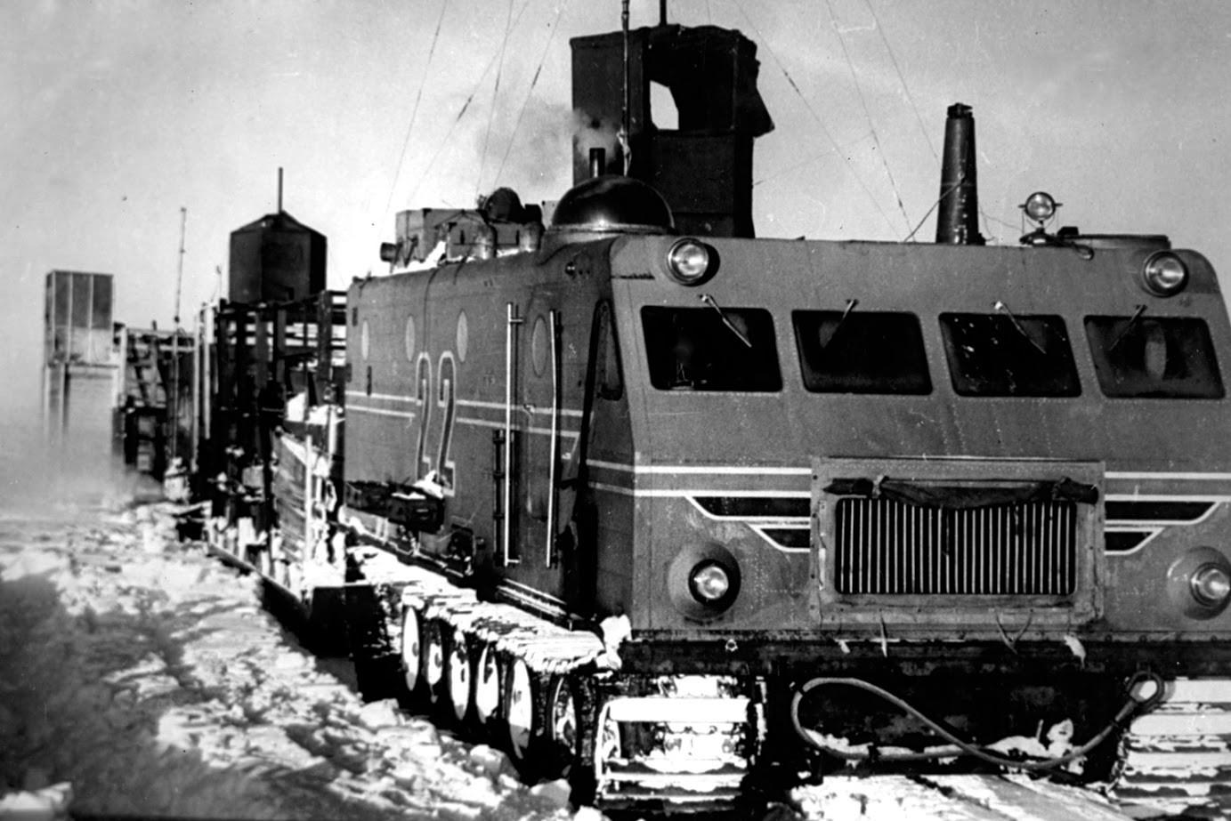 Sovjetska Harkovčanka na Antakritki