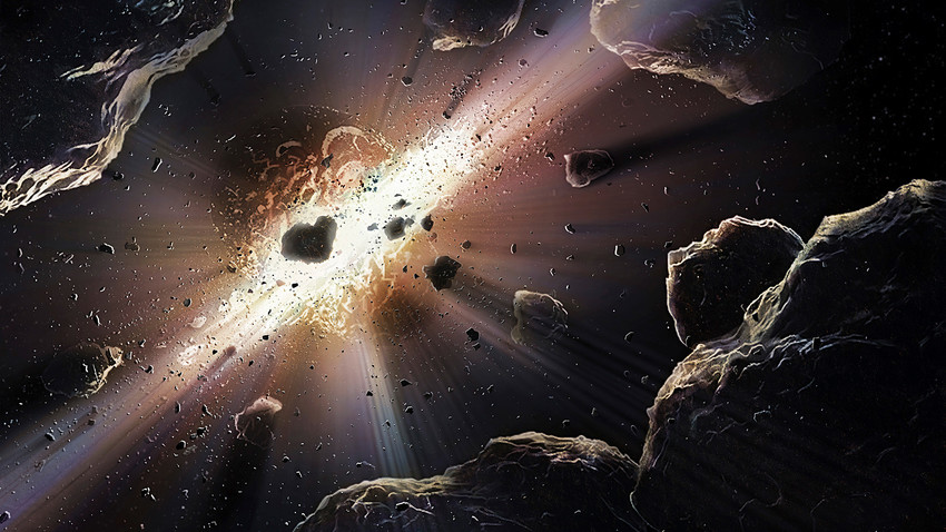 Russian scientists developed criteria for destroying asteroids with nukes using their exact miniature copies of similar shape and structure.