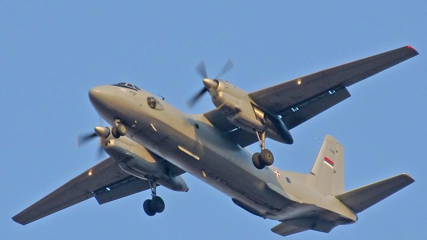 Letalo Antonov An-226