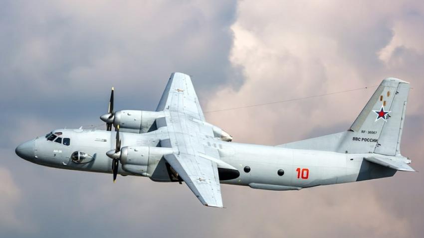 Rusko transportno letalo An-26