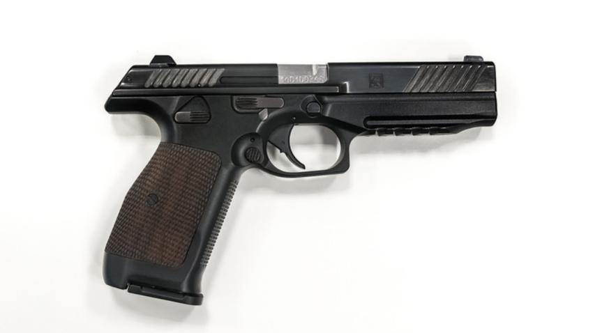 Pištola Lebedjev