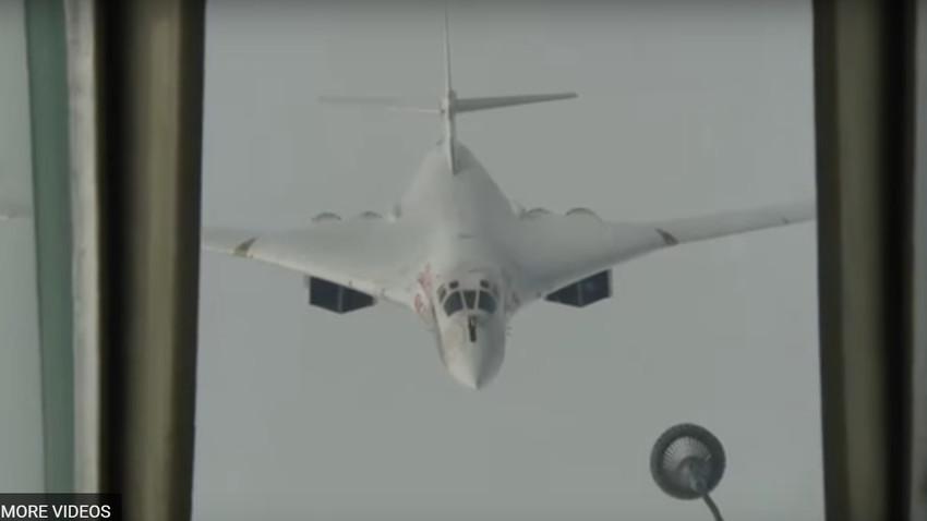 Скриншот видео-снимка.