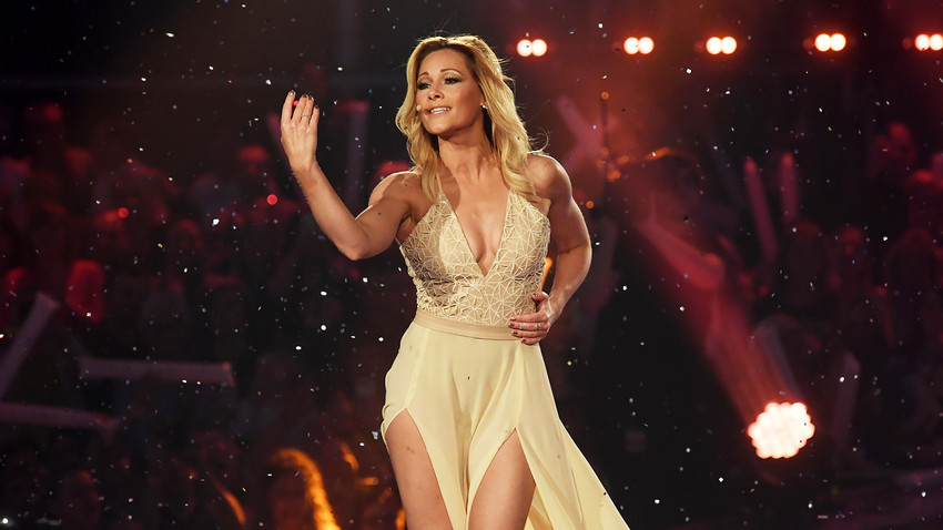 Helene Fischer, adored in Germany, was born and raised in the USSR - and she's not the only famous musician with Russian roots