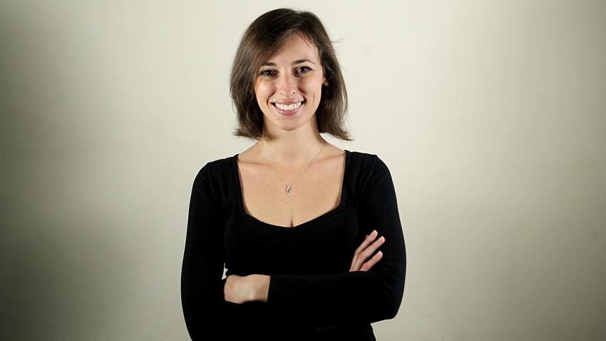 Lucia Bellinello.