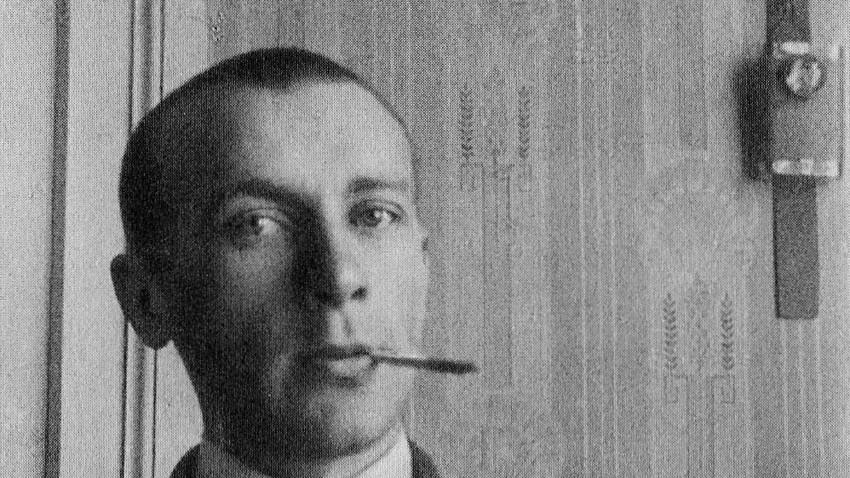Mihail Bulgakov nekje med leti 1910 in 1920.