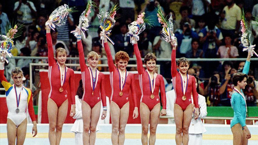 Dengan berpartisipasi dalam Olimpiade Seoul 1989, Uni Soviet secara de facto mengakui Korea Selatan.