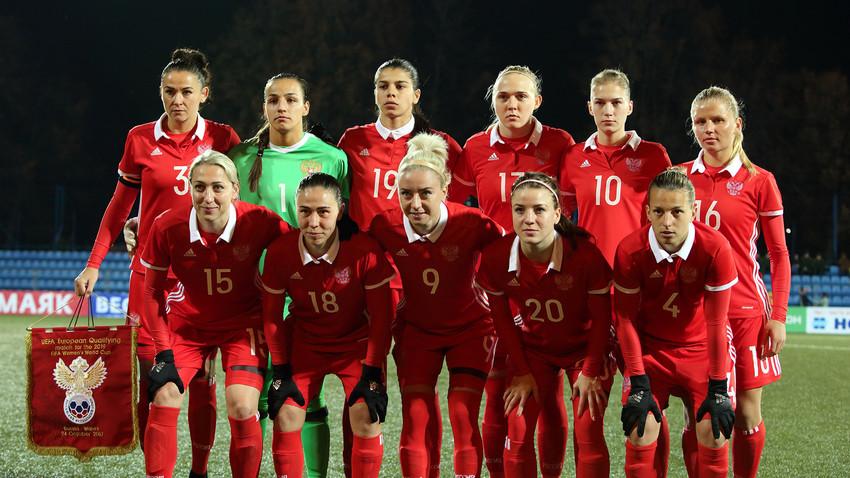 Russlands Frauen-Nationalteam