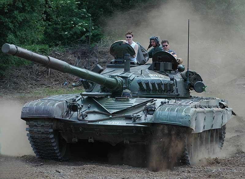 Југословенскиот М-84.