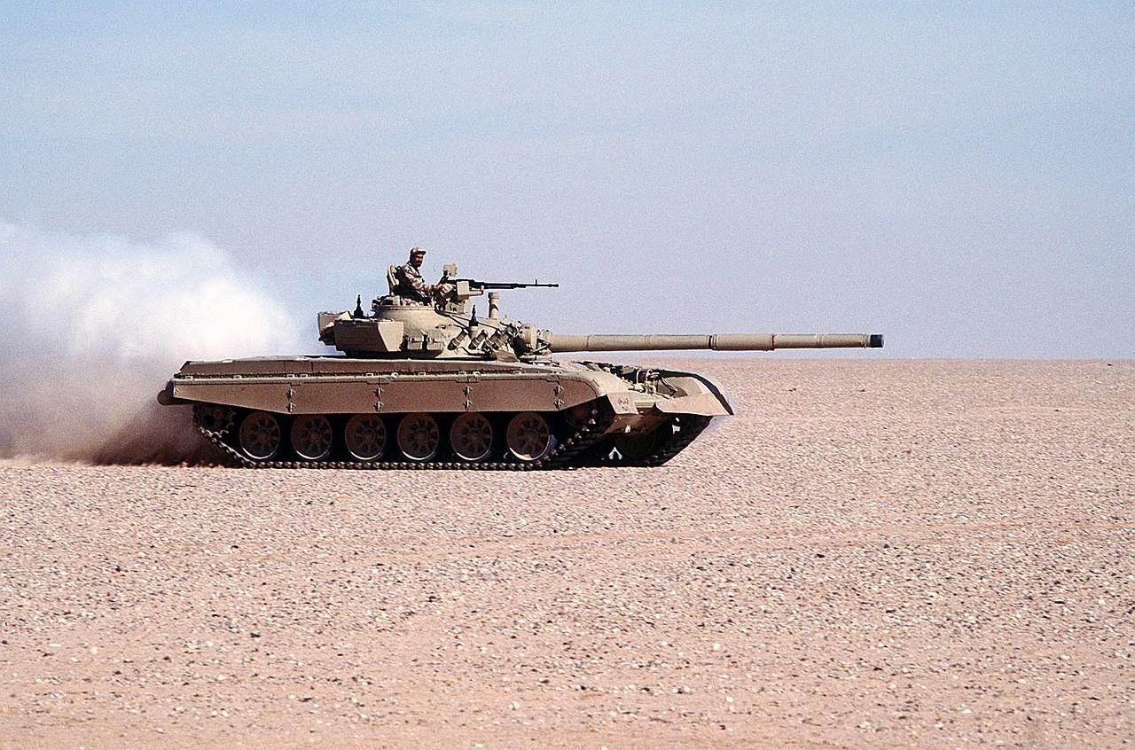 Кувајтскиот М-84.