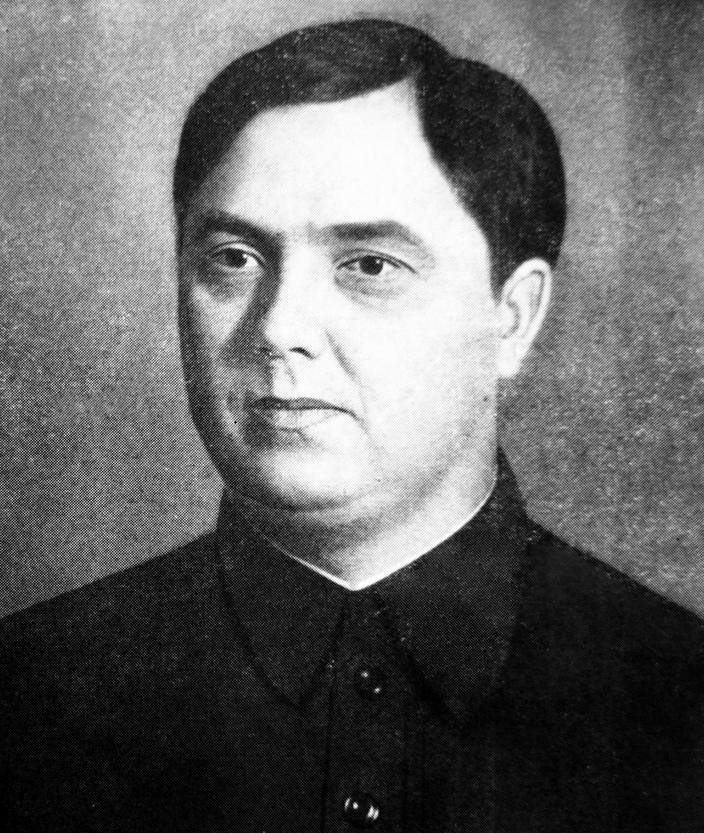 Georgij Malenkov.