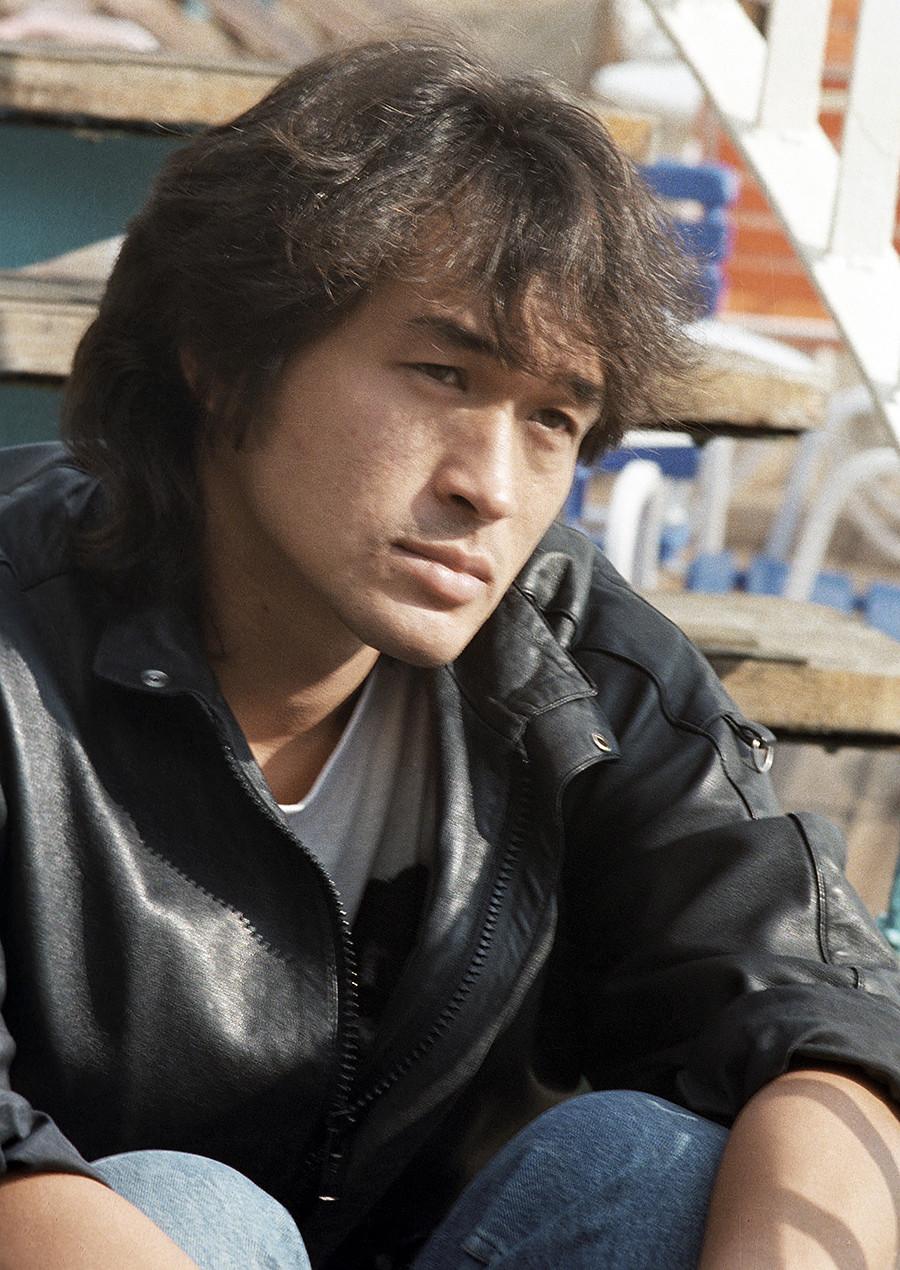 Viktor Tsoi in Japan