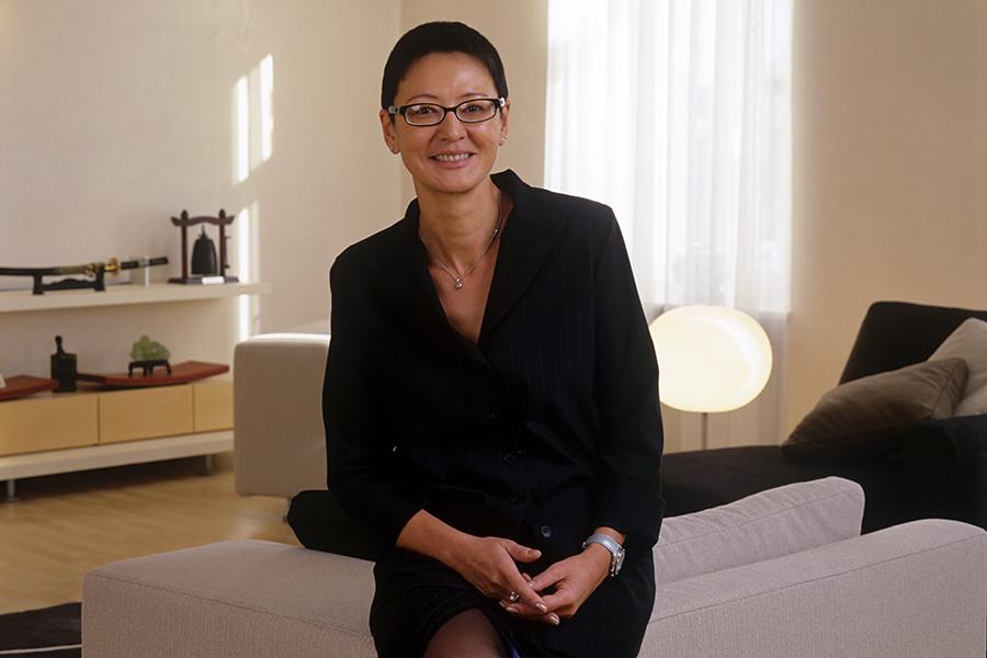 Irina Chakamada
