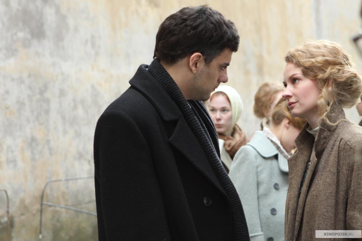 Prizor iz filma Dovlatov (2018)