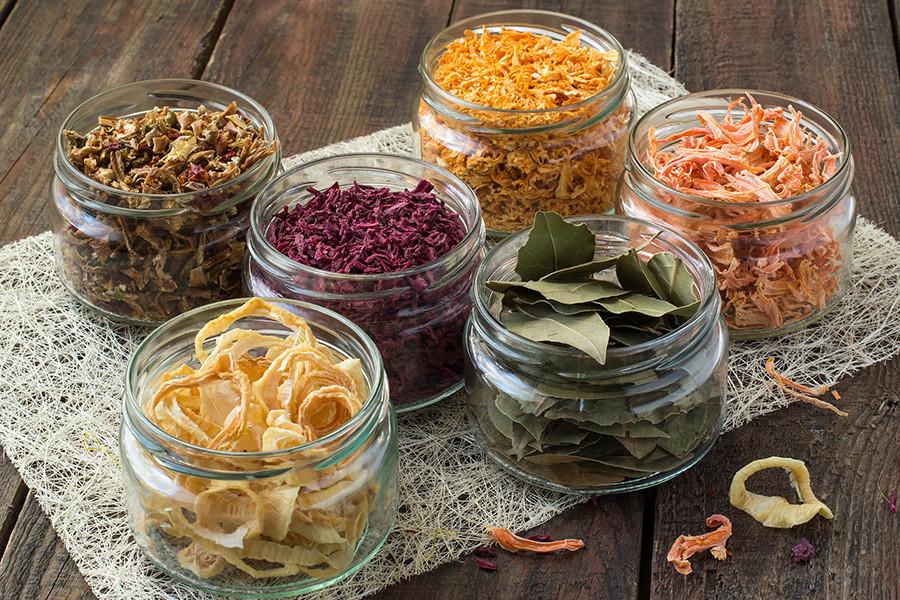 Die traditionelle Küche der Ural-Region kennt zahlreiche fruchtige Süßigkeiten.