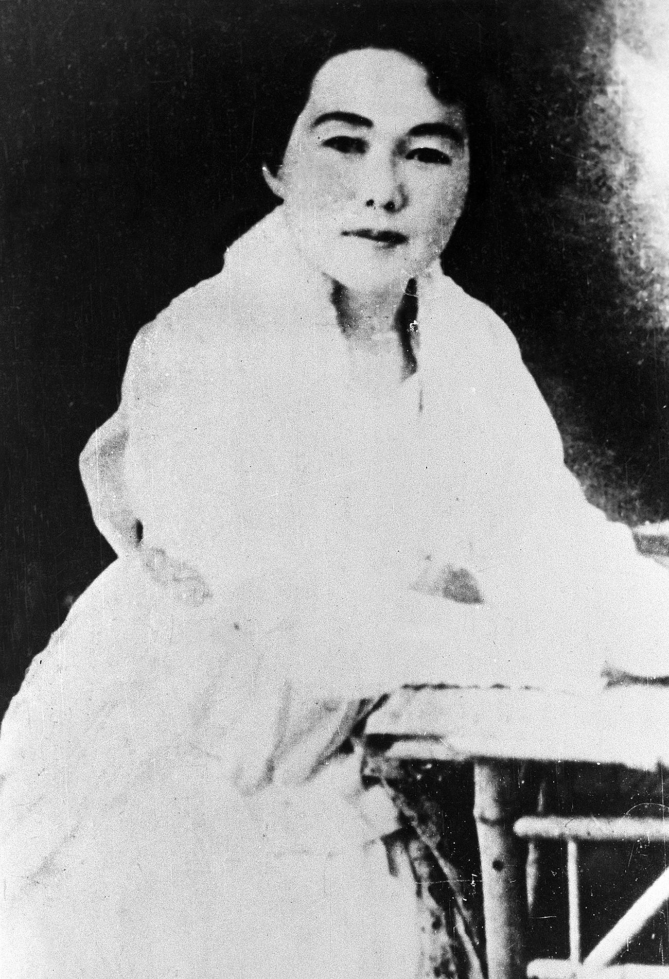 Aleksandra Stankevich (Kim Aerim).