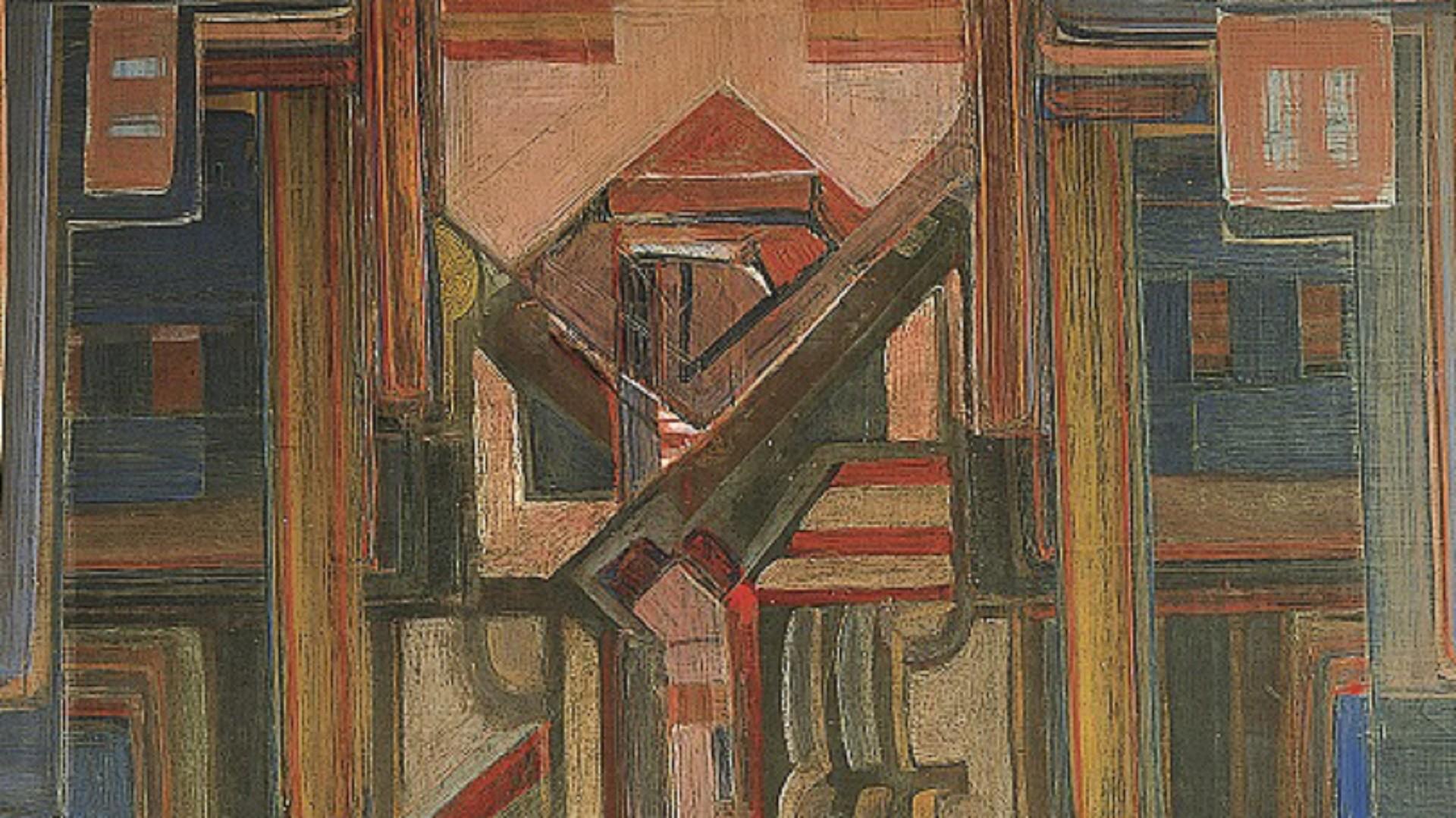'Hieratismo de esperanza' (fragmento), Mijaíl Schwartzman.