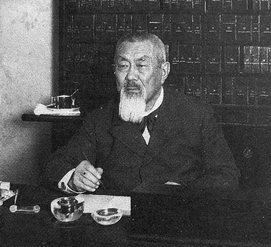 Petr Badmaev