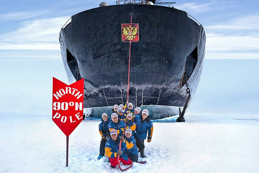 Poseidon Expeditions Russia